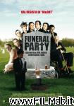 poster del film funeral party
