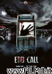 poster del film the call 4 - end call