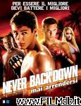poster del film never back down - mai arrendersi