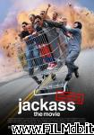 poster del film jackass the movie