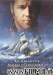 poster del film master and commander - sfida ai confini del mare