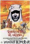 poster del film lawrence of araby