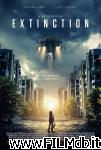 poster del film extinction