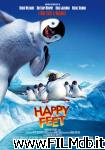 poster del film happy feet