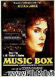 poster del film music box - prova d'accusa