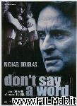 poster del film don't say a word