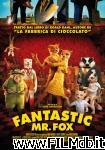 poster del film fantastic mr. fox