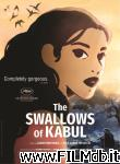 poster del film The Swallows of Kabul