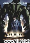 poster del film l'incredibile hulk