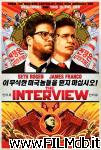 poster del film the interview