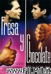 poster del film fresa y chocholate