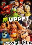poster del film the muppets