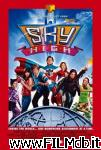 poster del film sky high - scuola di superpoteri