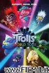 poster del film Trolls World Tour