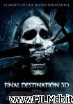 poster del film the final destination 3d