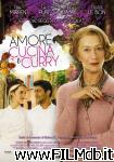 poster del film amore, cucina e curry