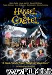 poster del film hansel and gretel