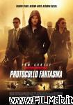 poster del film mission impossible - protocollo fantasma