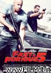 poster del film fast and furious 5