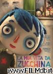 poster del film my life as a zucchini