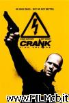 poster del film crank: high voltage