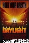 poster del film daylight - trappola nel tunnel