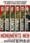 poster del film the monuments men