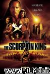 poster del film il re scorpione