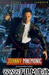 poster del film johnny mnemonic