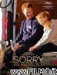 poster del film Sorry We Missed You