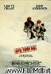 poster del film spies like us