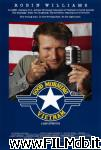 poster del film good morning, vietnam