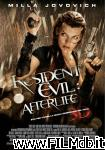poster del film resident evil: afterlife