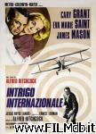 poster del film intrigo internazionale