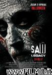 poster del film saw legacy