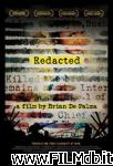 poster del film redacted