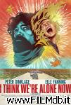 poster del film I Think We're Alone Now