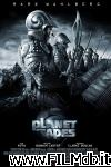 poster del film planet of the apes