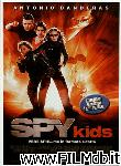 poster del film spy kids