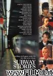 poster del film subway stories - cronache metropolitane [filmTV]