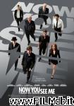 poster del film now you see me - i maghi del crimine