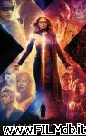 poster del film x-men - dark phoenix