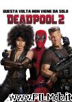 poster del film deadpool 2