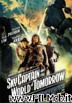 poster del film sky captain and the world of tomorrow