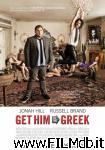poster del film get him to the greek
