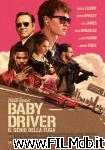 poster del film baby driver