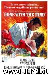 poster del film Gone with the Wind