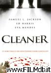 poster del film cleaner