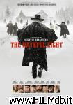 poster del film The Hateful Eight