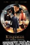 poster del film kingsman - secret service
